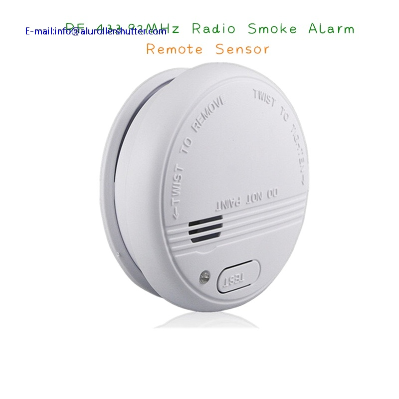 Wireless Fire Smoke Alarm