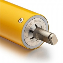 AM25 Built-in Lithium Battery DC Tubular Motor